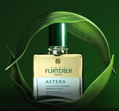 Astera Soothing fluid with cool essential oils