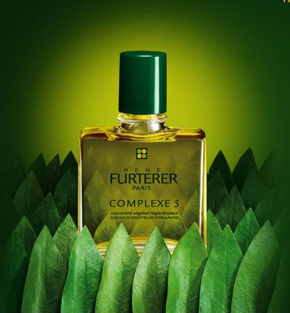 Complexe 5 Regenerating Concentrate with stimulating essential oils