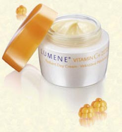 Vitamin C+ Radiant <br /> Day Cream, Lumene</p> <p>