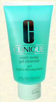 Wash-Away Gel Cleanser, Clinique