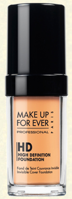 HD Foundation, Make Up For Ever