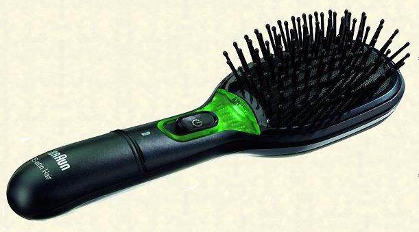 Щетка Braun Satin Hair с функцией ионизации fa6fdd63fb058