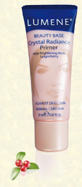 Beauty Base Crystal Radiance Primer, Lumene