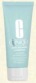 Anti-Blemish Solutions Oil-Control Cleansing Mask, Clinique