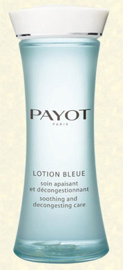 Lotion Bleue, Payot