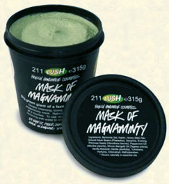 Mask of Magnaminty, Lush