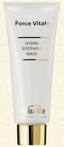Hydra Soothing Mask, Swiss Line