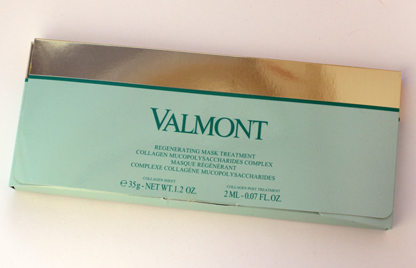 маска Regenerating Mask Treatment, Valmont