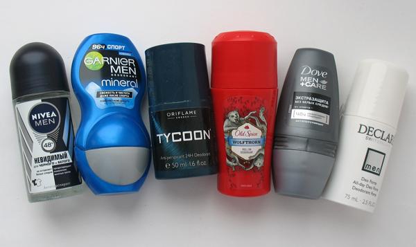 дезодорант для мужчин рейтинг