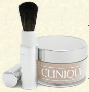 Blended Powder and Brush, Clinique