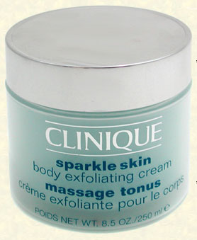 Sparkle Skin Body Exfoliating Cream, Clinique