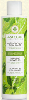 Energizing Shower Gel, Sanoflore