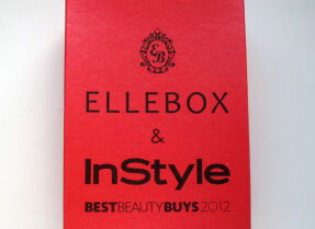Сервис ElleBox и совместная коробочка с InStyle