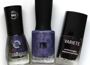 Мои лаки для ногтей: Dance Legend, Masura, Л'Этуаль