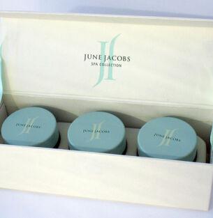 Набор для ухода за кожей губ June Jacobs Lip Kit