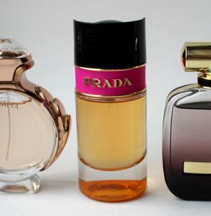 Три идеальных рождественских аромата: Paco Rabanne, Nina Ricci, Prada