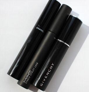 Тесты туши для ресниц: Chanel, МАС, Givenchy