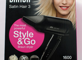 Дорожный фен Braun Style&Go Satin Hair 3