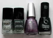 Мои лаки для ногтей: Л'Этуаль, China Glaze, Dance Legend
