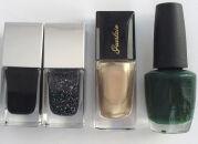 Мои лаки для ногтей: Givenchy, Guerlain, O.P.I.
