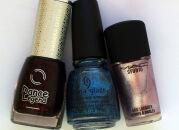 Мои лаки для ногтей: Dance Legend, China Glaze, M.A.C.