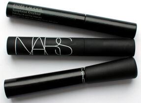 Тесты туши для ресниц: Estee Lauder, NARS, MAC