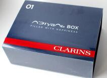Коробочка Л'Этуаль Бокс – первый выпуск, Clarins