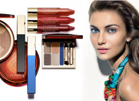 Летние коллекции макияжа: Colours Of Brazil, Clarins и Santigolden Age, Smashbox