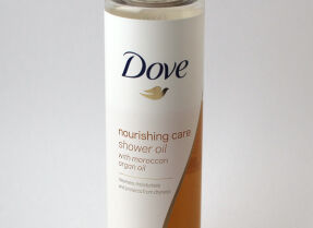Масло для душа Dove Nourishing Care Shower Oil — знакомство и недоумение