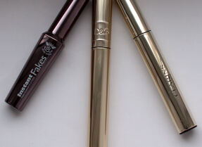 Тесты туши для ресниц: Kiss, Dolce & Gabbana, Clarins
