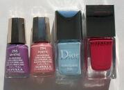 Обзор моих лаков: Mavala, Dior, Givenchy