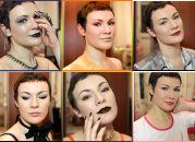 Макияжи Инстаграма: черные губы, красные глаза, шоколад и металл