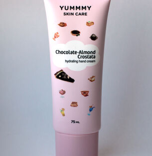 Крем для рук YUMMMY Chocolate-Almond Crostata: отзыв вопреки здравому смыслу