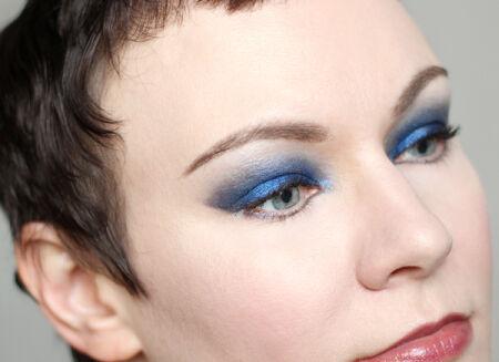 Новые рассыпчатые тени Make Up For Ever Star Lit Powder – отзыв и макияж