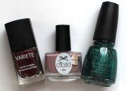 Мои лаки для ногтей: China Glaze, Ciate, Л'Этуаль