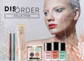 Коллекция макияжа Л'Этуаль Disorder – первые впечатления и свотчи