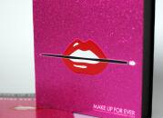 Зимняя палетка Make Up For Ever Artist Eye Studio — отзыв и макияжи