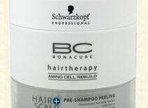 Пилинг для кожи головы BC Bonacure Hair&Scalp Deep Cleansing Pre-Shampoo Peeling, Schwarzkopf Professional
