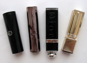 Тесты помад: Armani, Urban Decay, Dior, Clarins