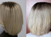Холодный блонд – как его поддерживать в домашних условиях