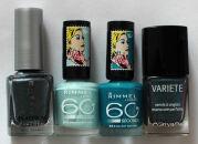 Мои лаки для ногтей: Platinum Collection, Rimmel, Л'Этуаль