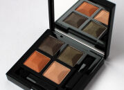 Палетка Givenchy Prisme Quatuor в оттенке Confidence – свотчи и макияж