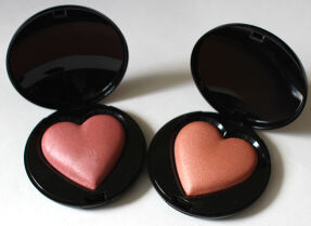 Румяна-хайлайтеры Mary Kay Giving Heart и Kind Heart – отзывы, свотчи и макияж