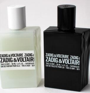 Ароматы Zadig & Voltaire – пряности с огоньком