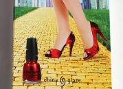Подарочное издание China Glaze Ruby Pumps – легендарные «туфельки»