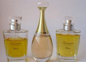 Современные парфюмерные легенды: Dior