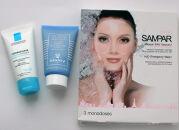 Тесты увлажняющих масок: La Roche-Posay, Sisley, Sampar