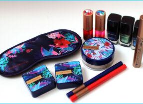 Коллекция Л'Этуаль PcychoTropical — первые впечатления, свотчи и макияжи