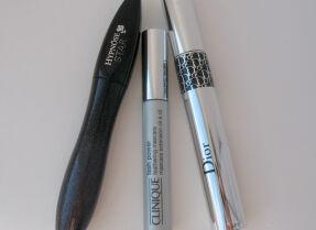 Тесты туши для ресниц: Lancome, Clinique, Dior