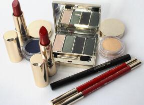 Осенняя коллекция Clarins Graphik – свотчи, первые впечатления и макияж